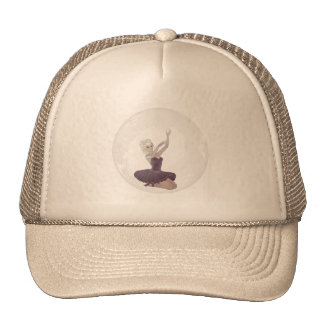 3D Bubble Ballerina 2 Hats