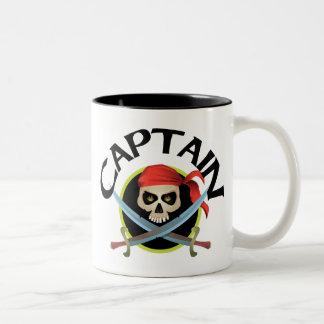 3D Captain Mug