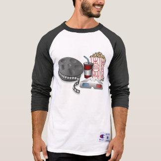 3D Cinema T-Shirt