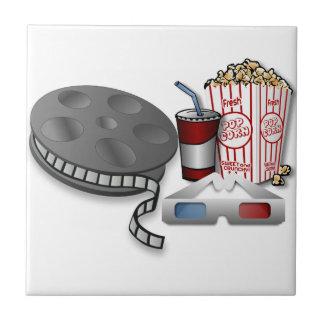 3D Cinema Tile