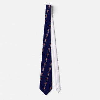 3d-clown-tightropeuni tie