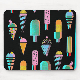 3D customizable ice cream mouse pad