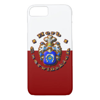 3D Czerwiński Family Crest iPhone 8/7 Case