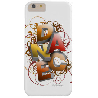 3D Dance Barely There iPhone 6 Plus Case
