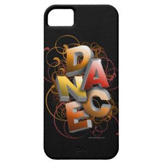 3D Dance (Fall) iPhone 5 case