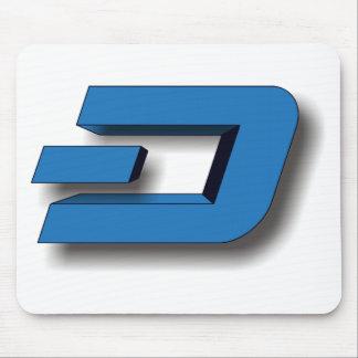 3D DASH Logo Mouse Pad