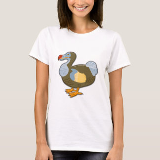 3D Dodo Bird T-Shirt