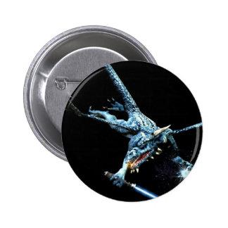 3D Dragon Jedi Pin