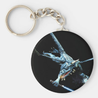 3D Dragon Jedi Keychain