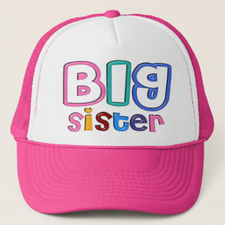 3D Effect Big Sister Hat