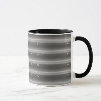 3D Effect Steel Metal Coffee Mug