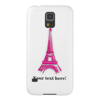 3d Eiffel tower, France clipart Case For Galaxy S5