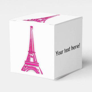 3d Eiffel tower, France clipart Favour Box
