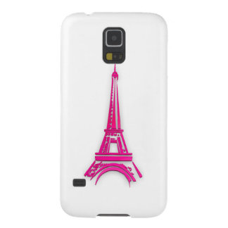 3d Eiffel tower, France clipart Galaxy S5 Case
