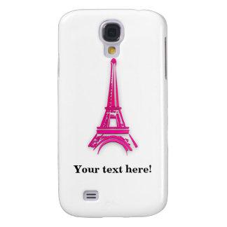 3d Eiffel tower, France clipart Samsung Galaxy S4 Case