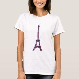 3D Eiffel (Women) T-Shirt