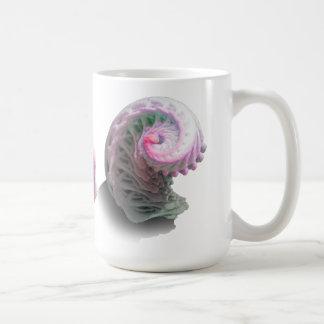 3D Energy Fractal Coffee Mug