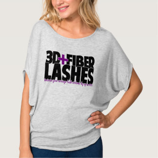 3D+ Fibre Lashes T-Shirt