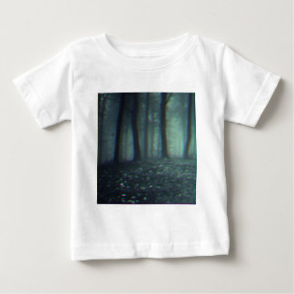 3D forest Baby T-Shirt