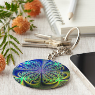 3D Fractal Keychain