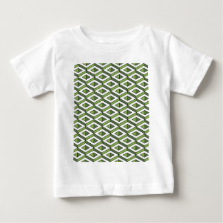 3d geometry greenery and kale baby T-Shirt
