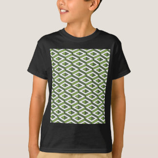 3d geometry greenery and kale T-Shirt