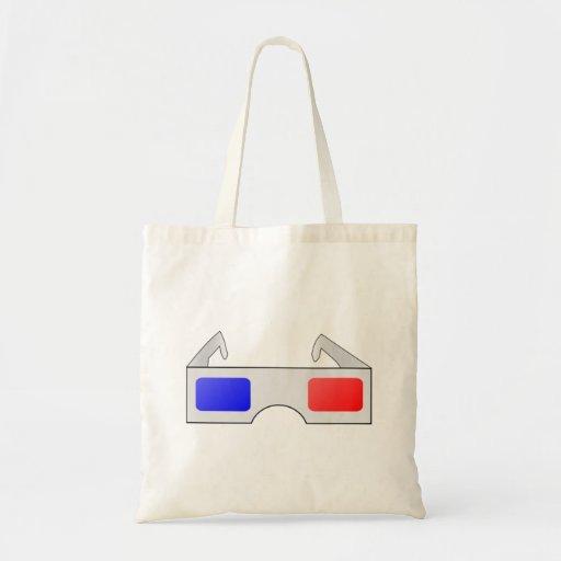 3D Glasses Bags