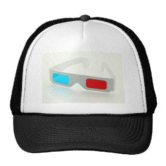 3D Glasses Cap