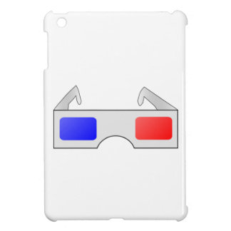 3D Glasses iPad Mini Cover