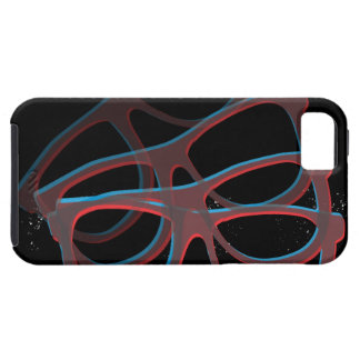 3D Glasses iPhone 5 Cases