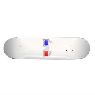 3D Glasses Skate Board Decks