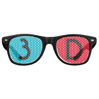 3D glasses wind