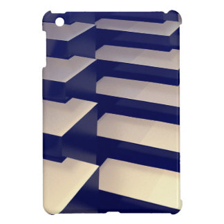 3D Gold Bars Cover For The iPad Mini