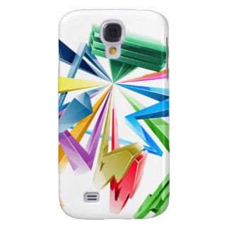 3d Graffiti Samsung Galaxy S4 Cover