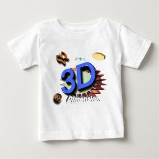 3d grafica baby T-Shirt