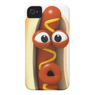 3d Hot Dog Surprise! iPhone 4 Case-Mate Case