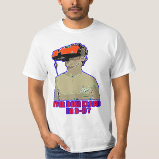3D Kiss Virtual Boy Shirt