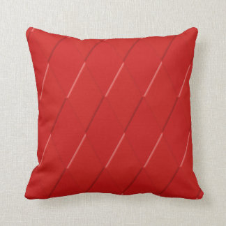 3D look RED colored Mojo Pillow