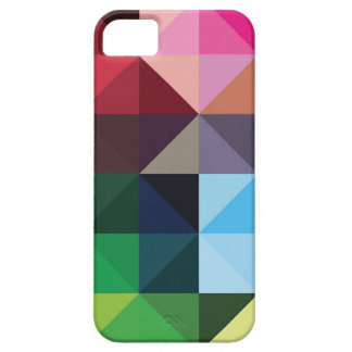 3d looking colorful iPhone 5/5s case