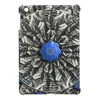3D Lotus Mandala iPad Mini Case