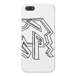 3d maze iPhone 5 cover