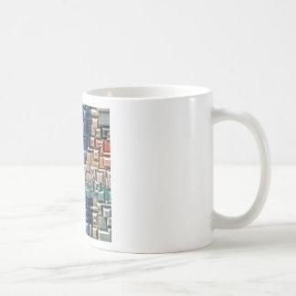 3D Metallic Structure Coffee Mug