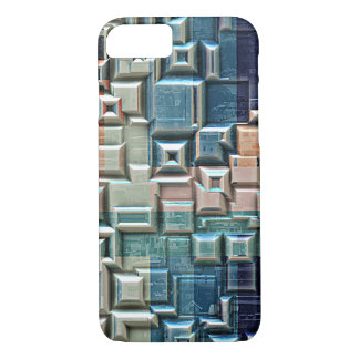 3D Metallic Structure iPhone 8/7 Case
