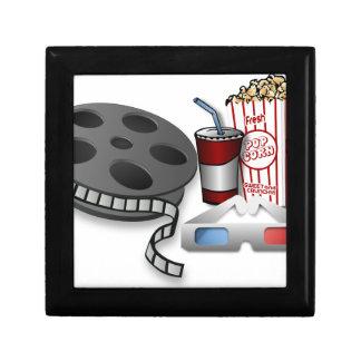 3D Movie Gift Box