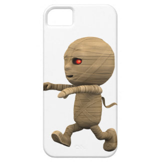 3d Mummy Chase! (Any Color U Like!) iPhone 5 Cases