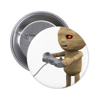 3d-mummy-videogame pin