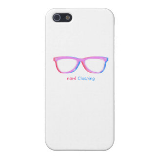 3D nerds Cases For iPhone 5