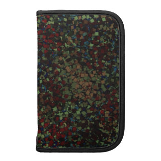 3D neutral Cubes Smartphone Folio Folio Planner