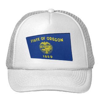 3D Oregon State Flag Hats