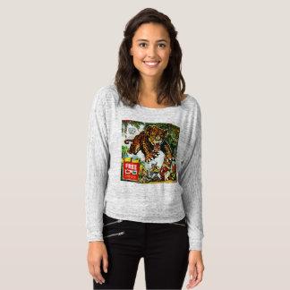 3D Panther T-Shirt
